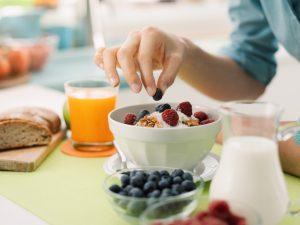 Breakfast and Oral Health McAllen TX