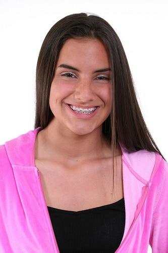 Girl Smiling John A Gerling DDS in McAllen TX