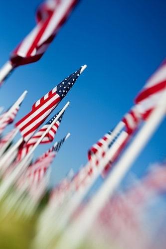 Flags John A Gerling DDS MSD McAllen TX