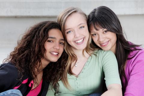 Teen Girls John A Gerling DDS in McAllen TX