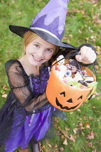 Halloween Candy John A Gerling DDS MSD McAllen TX