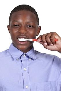 Brushing Teeth John A Gerling DDS MSD McAllen TX