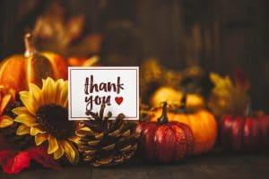 Thanksgiving Gratitude McAllen TX