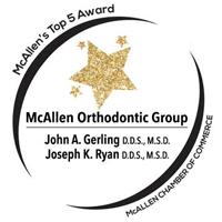 Logo McAllen Orthodontic Group McAllen TX