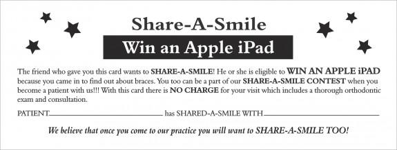 Share-A-Smile John A Gerling DDS MSD McAllen TX
